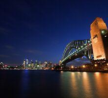 Sydney Icons by Darryl Leach