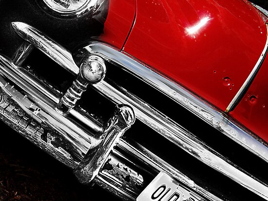 red car by brian gregory