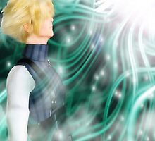Final Fantasy VII: Cloud revisits The Lifestream by Junior Mclean