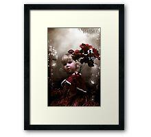 ~ROMANTIC ROSES~ Framed Print