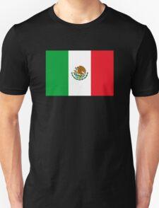 Mexico Flag Mexican Flag T-Shirt
