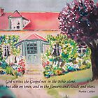 God's Handwriting II by Caroline  Lembke