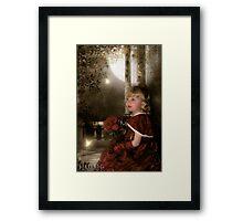 ~Garden of faeries~ Framed Print