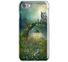 Keeper of the Enchanted - Spring Thaw iPhone Case/Skin