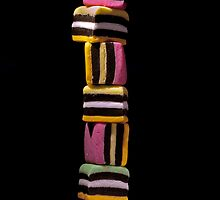 Allsorts Tower by Bean Strangeways