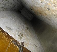 Under the chapel, Hobart penitentiary by stsithney