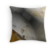 Under the chapel, Hobart penitentiary Throw Pillow