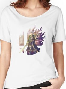Smash Hype - Robin (Male) Women's Relaxed Fit T-Shirt