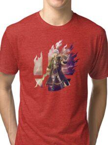 Smash Hype - Robin (Male) Tri-blend T-Shirt