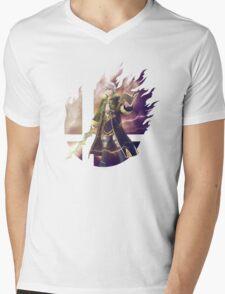 Smash Hype - Robin (Male) Mens V-Neck T-Shirt