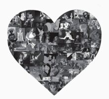 I Heart Disney by schermer