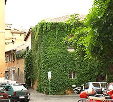 House (Trastevere, Rome) by PleasureInc