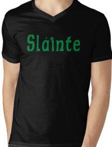 Slainte Mens V-Neck T-Shirt