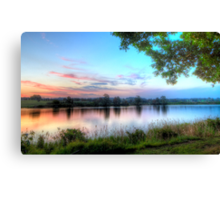 Andrews Reserve Canvas Print