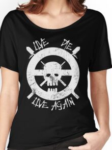 I live again Women's Relaxed Fit T-Shirt