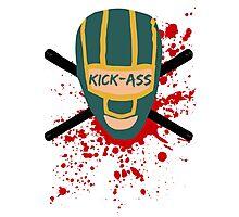 Kick-Ass Photographic Print