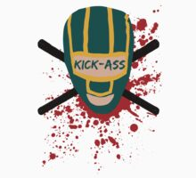 Kick-Ass by sjdesigns