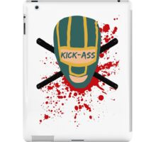Kick-Ass iPad Case/Skin