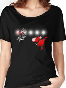 Beauty and the Beast, off Broadway  Women's Relaxed Fit T-Shirt