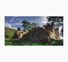 Pendragon Castle Ruin Kids Tee