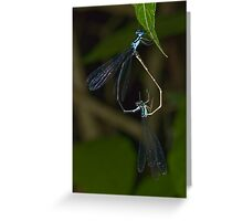 Inverted Heart Greeting Card