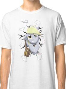 Stuck Derpy Classic T-Shirt