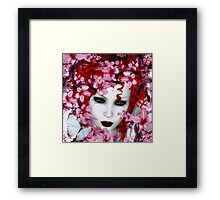 Madama Butterfly -Puccini Framed Print