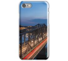 The bridge over water iPhone Case/Skin