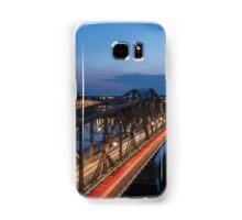 The bridge over water Samsung Galaxy Case/Skin