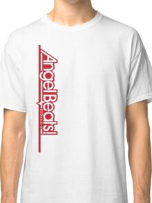 Angel Beats! Titel Red Classic T-Shirt