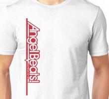 Angel Beats! Titel Red Unisex T-Shirt