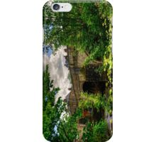 The Overgrown Riverbank iPhone Case/Skin