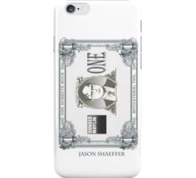 Jason Shaeffer iPhone Case/Skin