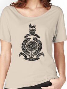 Royal Marines (United Kingdom) Women's Relaxed Fit T-Shirt