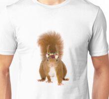 AGD - Squirrel Flower Crown Unisex T-Shirt