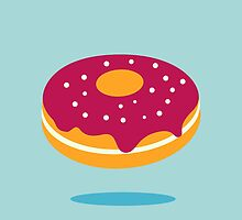 Levitating Donut by Chris Reynolds (flashheart.co.uk)
