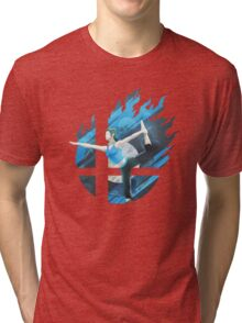 Smash Hype - Wii Fit Trainer Tri-blend T-Shirt