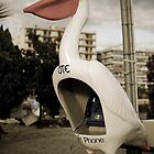 Pelican Phone Booth by TheTwinBros