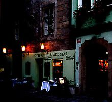 Beautiful Night Hours by Per Arne Høyer