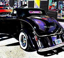 33 ford time machine by Brandon Taylor