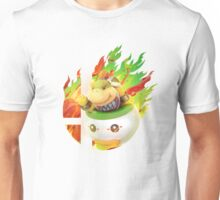 Smash Hype - Bowser Jr. Unisex T-Shirt
