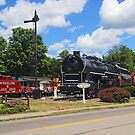 Greenville Railroad Park by Jack Ryan