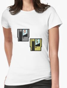CARTRIDGES Womens Fitted T-Shirt