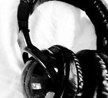 headphones by PinkSodA