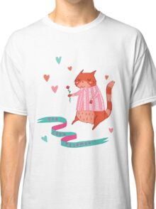 The Cat's Pyjamas Classic T-Shirt
