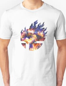 Smash Hype - Captain Falcon Unisex T-Shirt