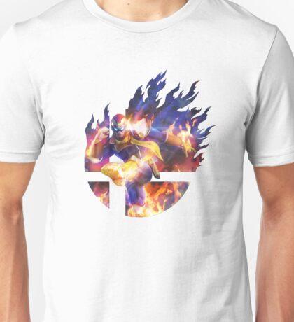 Smash Hype - Captain Falcon Unisex T-Shirt