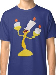 -Lumiere Be our guest Classic T-Shirt