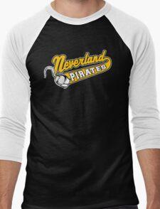 Neverland Pirates Men's Baseball ¾ T-Shirt