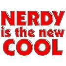 Nerdy is the new cool by bmgdesigns